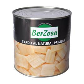 FILETES DE ANCHOAS EN ACEITE VEGETAL BERZOSA, LATA 1,4 KG
