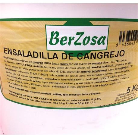 NUEZ MONDADA BERZOSA 520 GR.