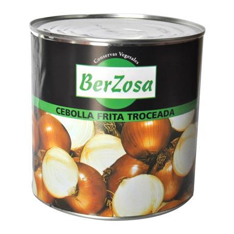 CEBOLLA CARAMELIZADA PRISCA CUBO 3,5 KG.