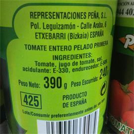 BACALAO SALADO MIGAS 2KG.