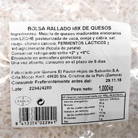 MOZZARELLA FRESCA BOCCONCINO LAFUENTE 125 G