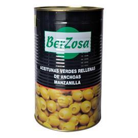 ACTNA.BERZOSA RELLENA 4 KG.
