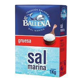 SAL MARINA GRUESA BALLENA 1 KG