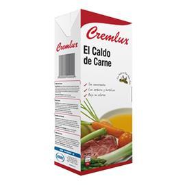CALDO CREMLUX CARNE BRIK 1L