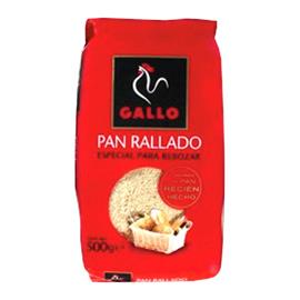 GALLO PAN RALLADO 500 GR.