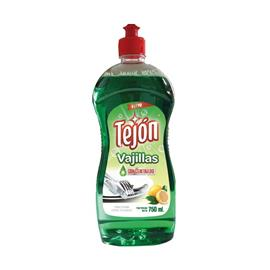 LAVAVAJILLAS CONCENTRADO TEJON 750 ML.