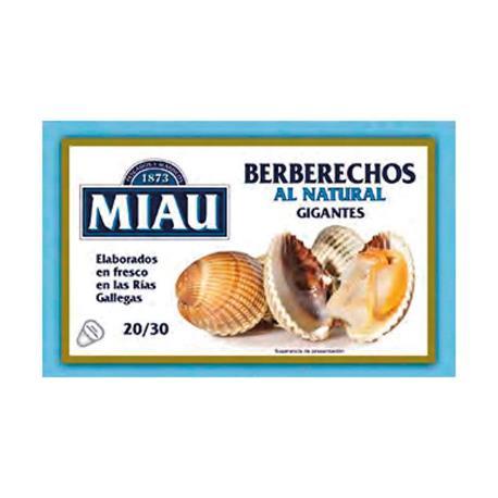 BERBERECHO NATURAL 20/30 OL.120 MIAU