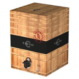 BAG IN BOX TINTO CRIANZA 15 LITROS