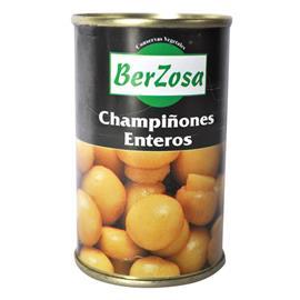 CHAMPIÑON ENTERO BERZ 1/2 KG