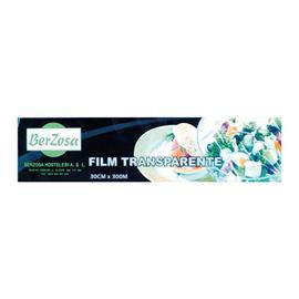 FILM TRANSPARENTE 30x300 BERZOSA