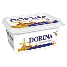 MARGARINA DORINA VEGETAL TARRINA 1KG.