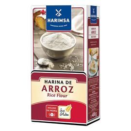 HARINA DE ARROZ HARIMSA 400 GR.