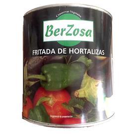 FRITADA DE HORTALIZAS LATA 3 KG.BERZOSA