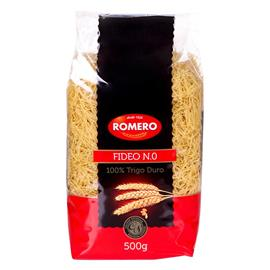 FIDEO CABELLO ROMERO 500GR.