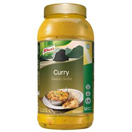 SALSA CURRY KNORR BOTE 2,25 L