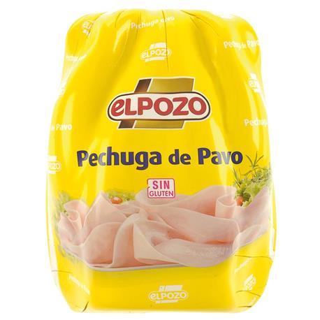PECHUGA PAVO COCIDA EL POZO