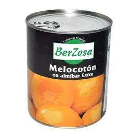 MELOCOTON ALMIBAR BERZOSA 1 KG.