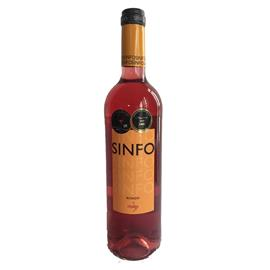 SINFO CIGALES CLARETE 0,75 L.