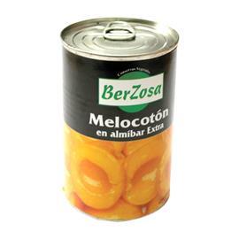 MELOCOTON ALMIBAR BERZOSA 1/2 KG.