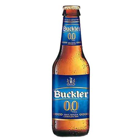 BUCKLER 0% BOTELLA 1/4 X24