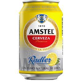AMSTEL RADLER LIMON LATA 33 CL