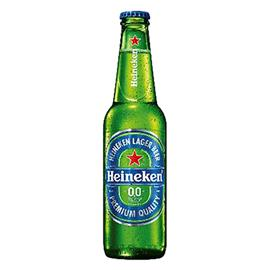 HEINEKEN 0,0% BOTELLA 25 CL.