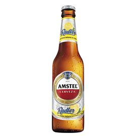 AMSTEL RADLER BOTELLA 25 CL. X24