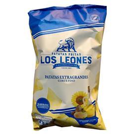 PATATAS FRITAS LOS LEONES 140 GR.