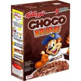 CHOCOKRISPIES 375 GRS.