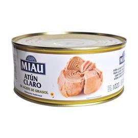 ATUN CLARO AC.GIRASOL MIAU RO.1000