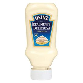MAYONESA HEINZ TOP DOWN 220 ML