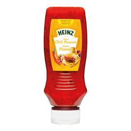 SALSA HOT CHILI HEINZ 220 ML.
