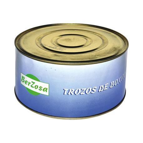TROZOS BONITO ACEITE BERZOSA 5KG.