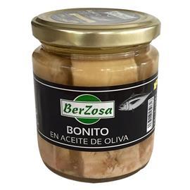 BONITO ACEITE BERZOSA FRASCO 220 GRS.