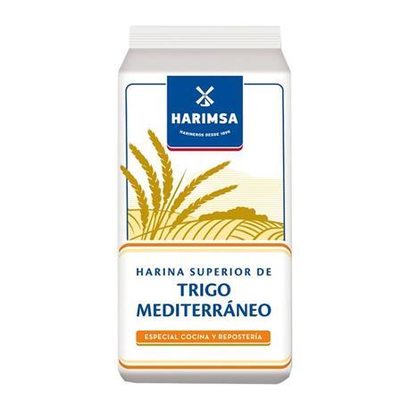 HARINA TRIGO MEDITERRANEO 1KG.