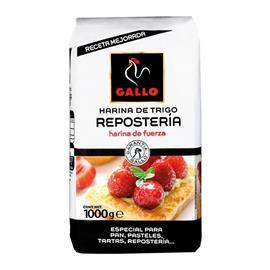 HARINA REPOSTERIA GALLO 1 KG.