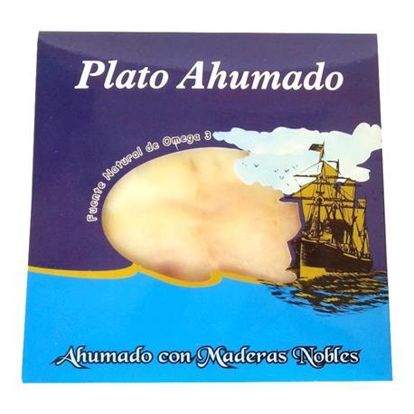BACALAO AHUMADO SOBRE BERZOSA 80 GR