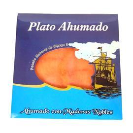 SALMON AHUMADO SOBRE BERZOSA 80 GR.