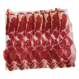 FILETEADO JAMON CURADO