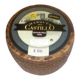 QUESO OVEJA AÑEJO M.CASTILLO 3KG.