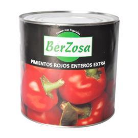 PIMIENTO MORRON ENTERO BERZOSA 3 KG