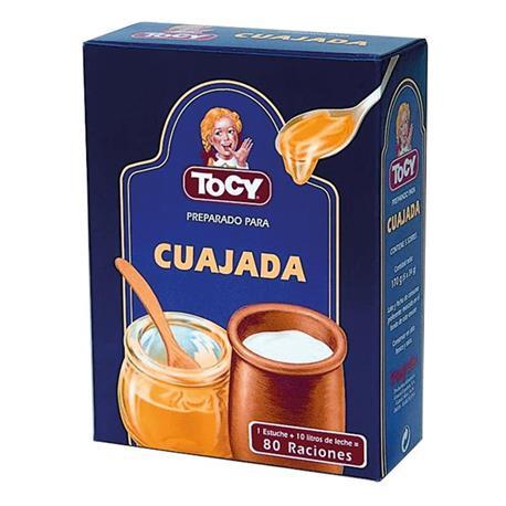 CUAJADA TOCY 170 GR.(5 SOBRES X34 GR.)