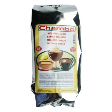 MOUSSE DE LIMON CHAMBO 1 KG.