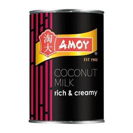 LECHE DE COCO AMOY 400 ML.