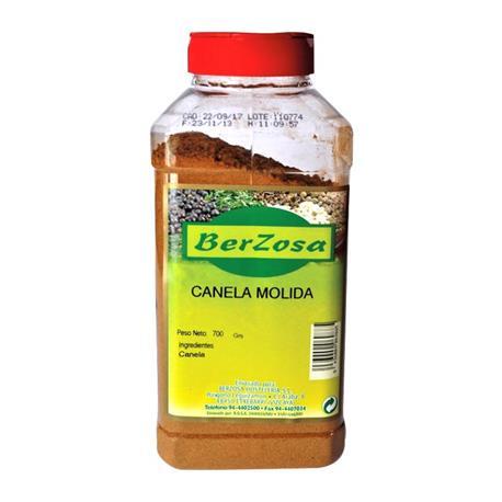 CANELA MOLIDA TARRO HOSTEL 700 GR.