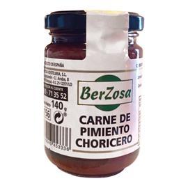 CARNE PIMIENTO CHORICERO BERZOSA 156 ML.