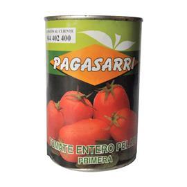 TOMATE ENTERO PAGASARRI 1/2 KG.