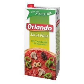 SALSA PIZZA ORLANDO BRIK 2,1 KG.