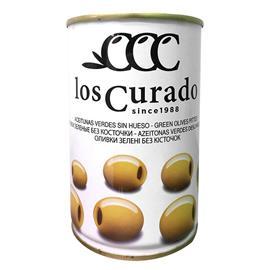 ACEITUNA VERDE S/HUESO LOS CURADO 300 G