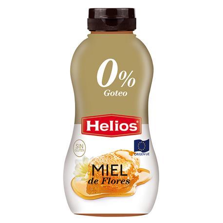 MERMELADA DE MELOCOTÓN HELIOS 15G X 300 PORCIONES